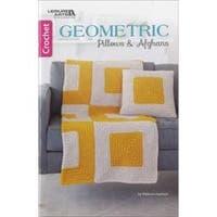 Geometric Pillows & Afghans - Leisure Arts