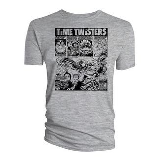 2000AD Mens T-Shirt Dr & Quinch Time Twisters 05|https://ak1.ostkcdn.com/images/products/is/images/direct/d429b15291a2456d067c0dc0877e61e047707af7/2000AD-Mens-T-Shirt-Dr-%26-Quinch-Time-Twisters-05.jpg?impolicy=medium