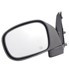 Pilot Automotive DT9319410 Nissan Pathfinder Black Power Heated Replacement Side Mirror