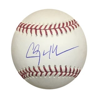 Clayton Kershaw Los Angeles Dodgers Autographed MLB Authentic Signed Baseball PSA DNA COA 1