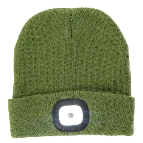 c934bbea Buy Green, Beanie Men's Hats Online at Overstock | Our Best Hats Deals