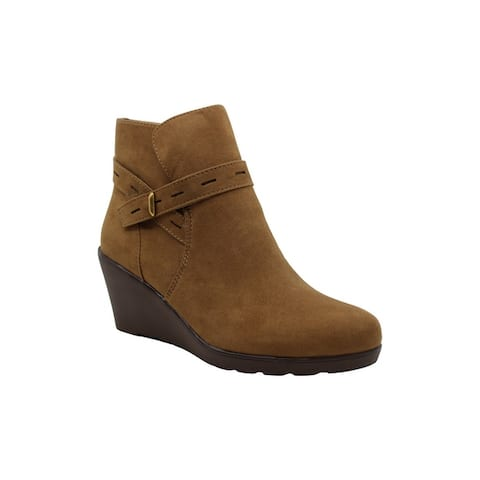 Naturalizer Women's Shoes Jill Closed Toe Ankle Fashion Boots