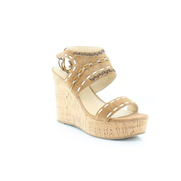 Ivanka Trump Zader Women's Sandals Medium Brown