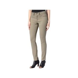 NYDJ Womens Ami Skinny Jeans Ankle Tummy Control