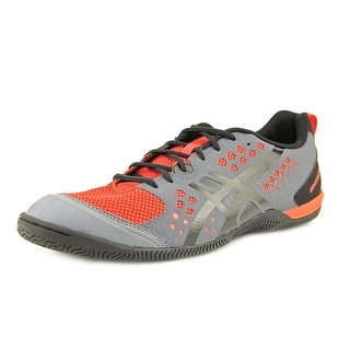 Asics Gel-Fortius TR Men Round Toe Leather Multi Color Cross Training