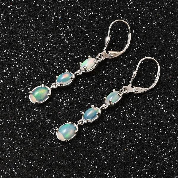 925 Sterling Silver Welo Ethiopian Designer Dangle Drop Elegant Earring
