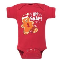 Oh Snap - Infant One Piece