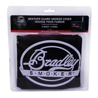 Bradley Smokers Btwrc712 Weather Resistant Cover Fits Countertop - 2-Rack