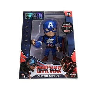 "Captain America 4"" Figure"