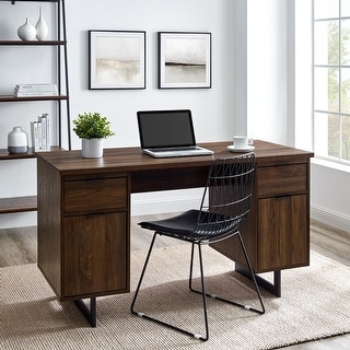 Link to Copper Grove 54-Inch Executive Storage Desk Similar Items in Computer Desks