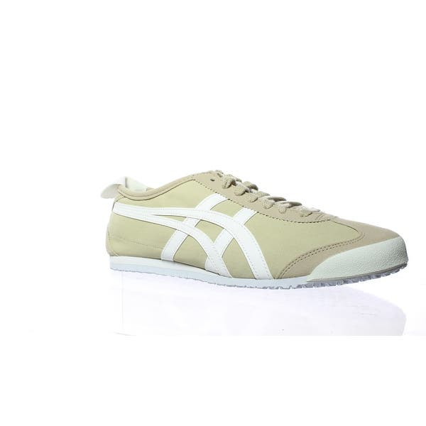 new style c45a6 f27c8 Shop Onitsuka Tiger Mens Mexico 66 Tan Fashion Sneaker Size ...