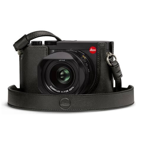 Leica Leather Q2 Camera Protector Case (Black)
