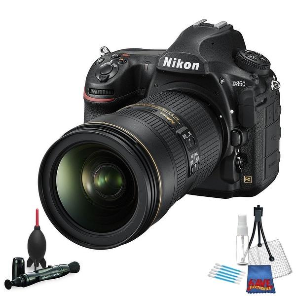 Shop Nikon D850 Fx Format Digital Slr Camera Body