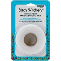 ".625""X20yd - Stitch Witchery Fusible Bonding Web Regular Weight"