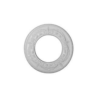 "Ekena Millwork CM13SA 13.25"" Wide Salem Ceiling Medallion"
