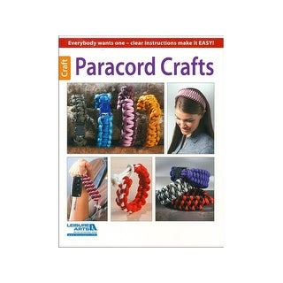 Leisure Arts Paracord Crafts Bk