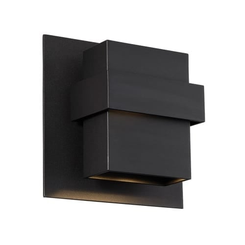 Modern Forms WS-W30509 Pandora 9 Inch Wide Single Light LED Indoor / Outdoor Wall Sconce