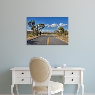 Easy Art Prints Jamie & Judy Wild's 'Joshua Tree Np Ii' Premium Canvas Art