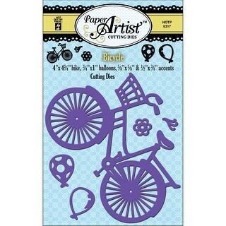Paper Artist Cutting Die-Bicycle