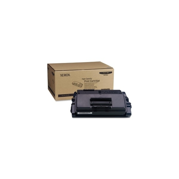 Xerox 106R02639 Xerox High Capacity Print Cartridge, Phaser 3600, GSA - Black - Inkjet