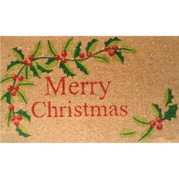 Home & More 12102 Merry Christmas Doormat