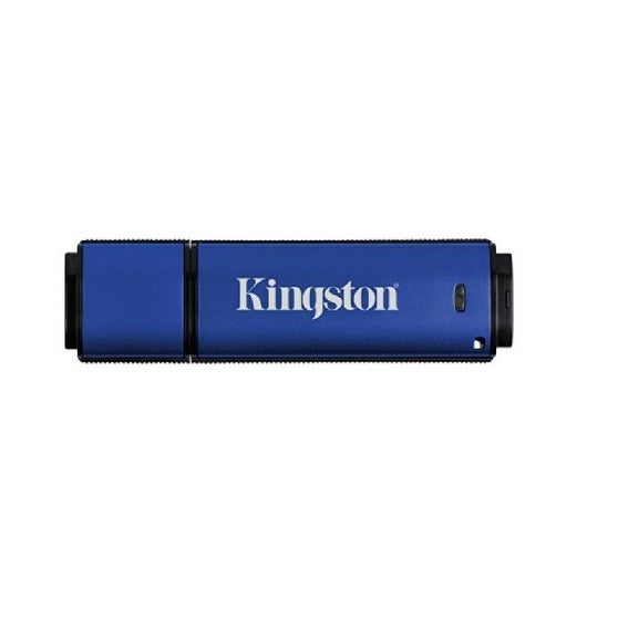 Kingston Dtvp30/4Gb 4Gb Datatraveler Vault Privacy 3.0 Standard Usb Flash Drive