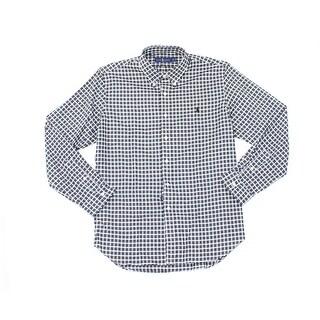 Polo Ralph Lauren NEW Men's Black Size XL Plaid-Print Button Down Shirt