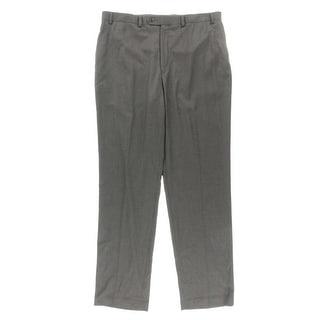 MICHAEL Michael Kors Mens Textured Deep Pocket Dress Pants