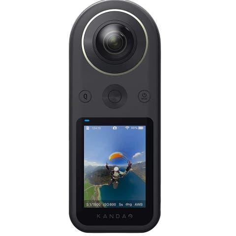 KANDAO QooCam 8K Full View Camera Digital Camera Outdoor(Sport Action)