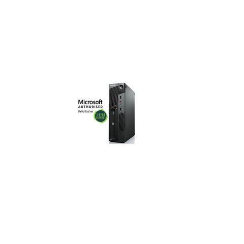 Lenovo M91 USFF, intel i5 2400 3.1GHz, 8GB, 240GB SSD, W10 Pro