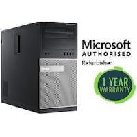 Dell 7010 TWR, intel i5 3470 3.2GHz, 8GB, 1TB, W10 Pro