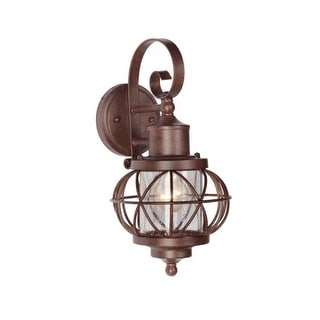 Craftmade Z5904 Revere 1 Light Outdoor Wall Sconce - 7.5 Inches Wide