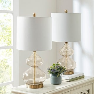 Link to Ellipse Gold Table Lamp (Set of 2) by 510 Design Similar Items in Table Lamps