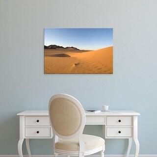 Easy Art Prints Sergio Pitamitz's 'Akakus' Premium Canvas Art