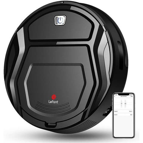 Robot Vacuum Cleaner, 1800pa WiFi/App/Alexa