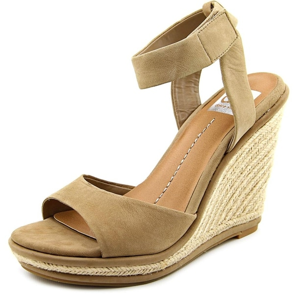 Am Dolce Vita: Shop Dolce Vita Park Open Toe Leather Wedge Sandal