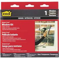 M-D Building Products Shrink&Seal Window Kit 04184 Unit: EACH