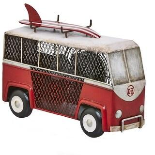 Deco Breeze DBF5411 Figurine Fan - Surf Van - multi