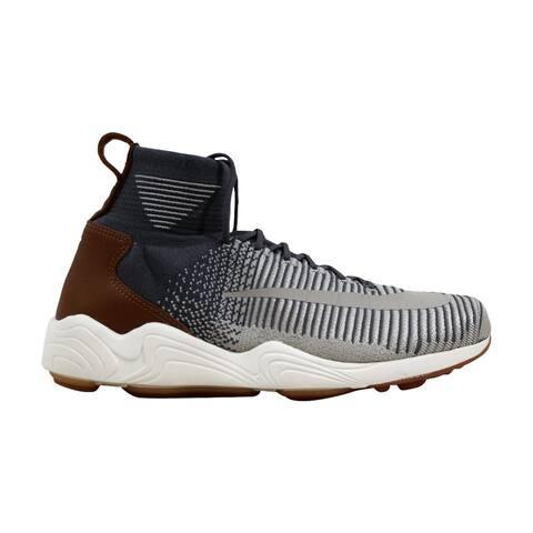 ab6756240 Nike Zoom Mercurial XI 11 Flyknit Dark Grey Pale Grey 844626-003 Men s