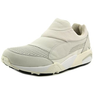 Puma Trinomic S0CK X Stamp'd Men Round Toe Leather Nude Sneakers