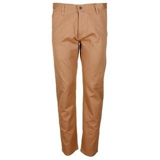 Dockers Mens Gold Slim-Fit Five Pocket Alpha Khaki Pants - 31