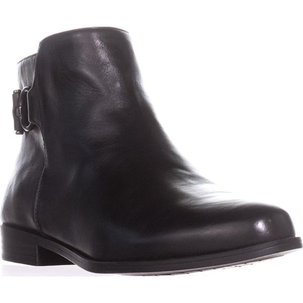 A35 Ayaa Ankle Boots, Black