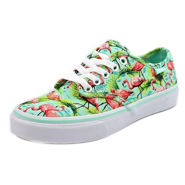 Vans Camden Women Round Toe Canvas Sneakers