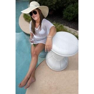 ENVY Pool ENV00300 Pool Stool Spa Accessories - White