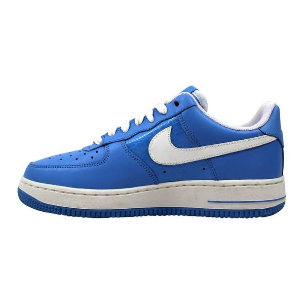 Shop Nike Air Force 1 07 University Blue White 315115 414 Women S