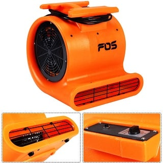 1.0 HP Air Mover Dryer Blower Fan Floor Carpet Industrial Commercial