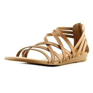 Carlos by Carlos Santana Amara   Open Toe Leather  Sandals