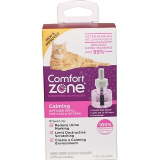 Comfort Zone Cat Calming Refill