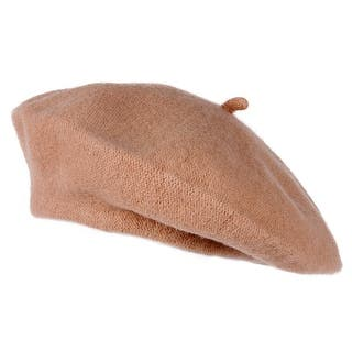 Chic 100% Wool French Beret|https://ak1.ostkcdn.com/images/products/is/images/direct/d4640f656302fa072a01af35d340681ae19b768b/Chic-100%25-Wool-French-Beret.jpg?impolicy=medium