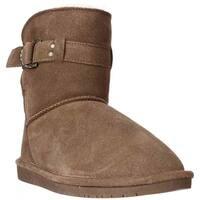Bearpaw Tessa Snow Winter Boots, Hickory II